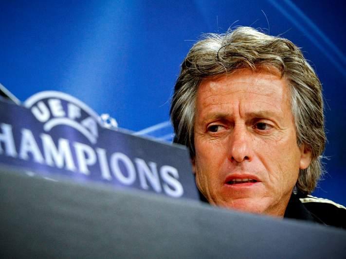 Jorge Jesus resignado com o castigo da UEFA