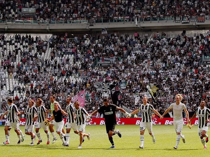 Juventus pede exclusão do Inter à UEFA