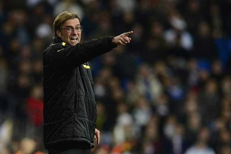 Klopp orgulhoso do Dortmund