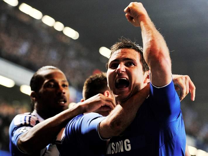 Lampard pode não renovar com o Chelsea