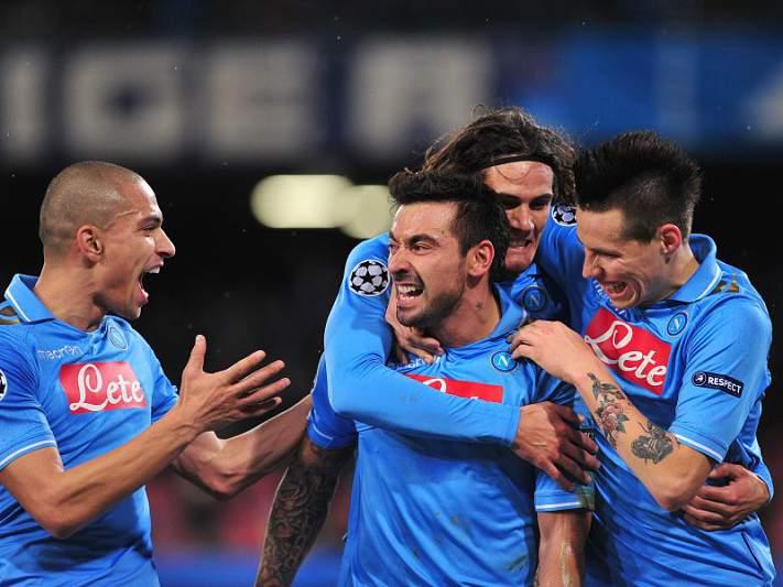 Nápoles contesta perda de pontos