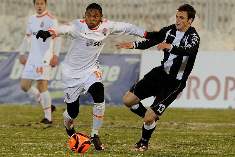 FC Porto quer Luiz Adriano