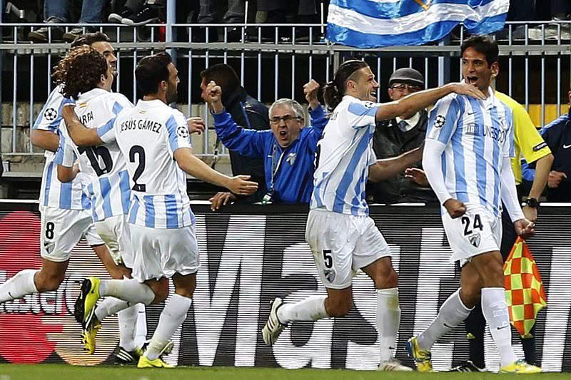 UEFA levanta parcialmente castigo ao Málaga