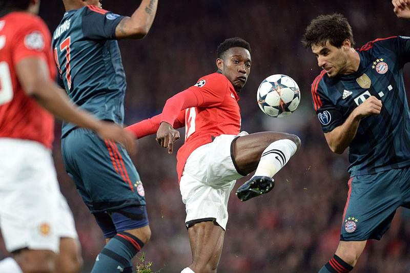 Manchester United empata com o campeão europeu
