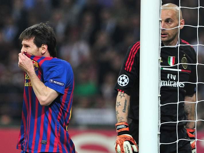 Para Messi, Chelsea é uma «espinha encravada»