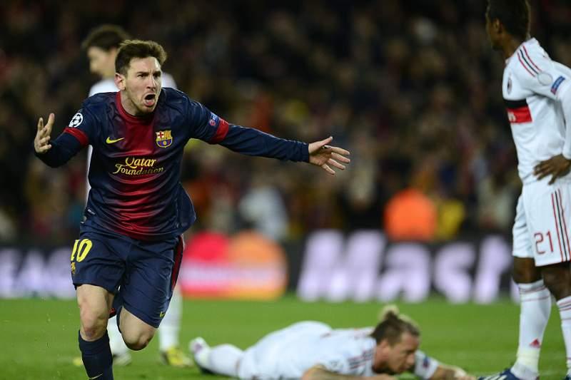 Quem tem Messi pode sempre sonhar