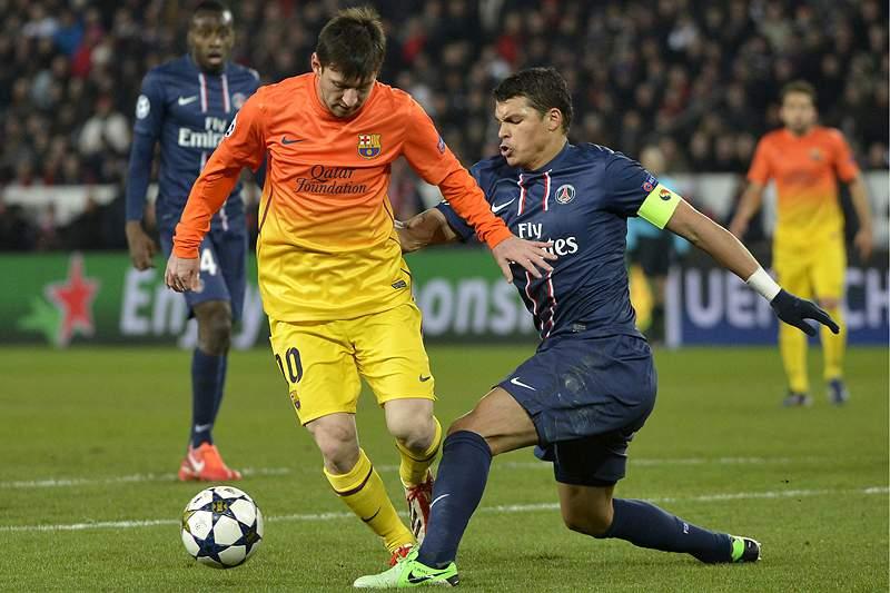 Messi recebe alta médica