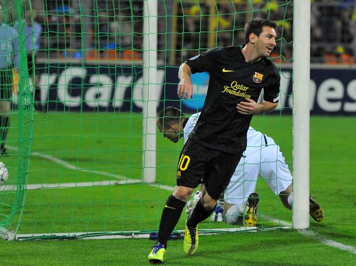 «Messi é um génio»