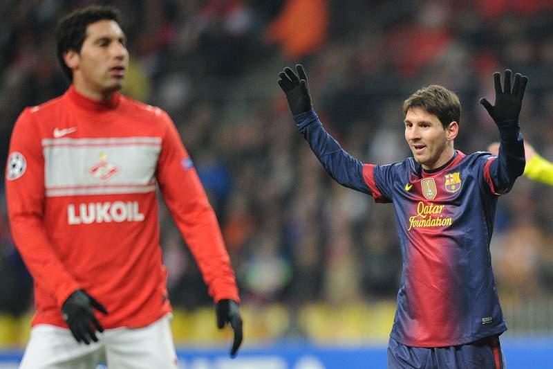 Messi diz que nunca votaria em si para melhor jogador