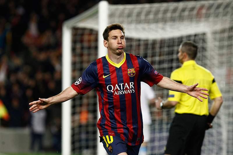 Xavi contra a falta de respeito, Messi gostou do que viu