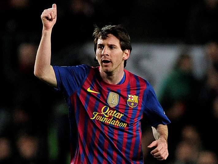 Filho de Messi já nasceu