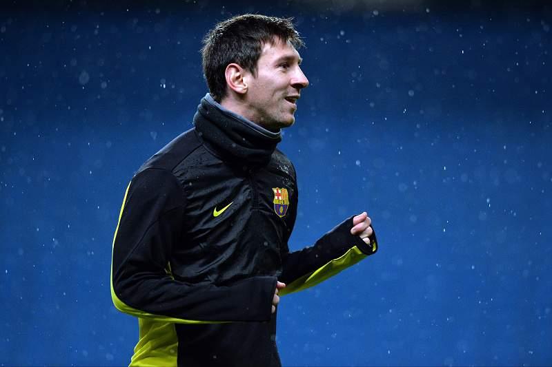 Manchester City prepara oferta milionária por Messi