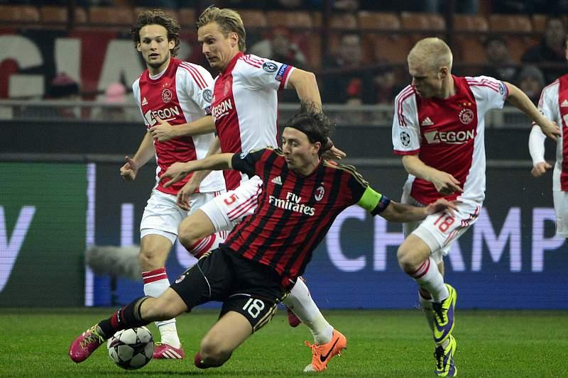 Três feridos graves antes do AC Milan-Ajax
