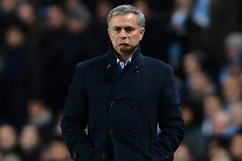 José Mourinho foi vice na votação da FIFA