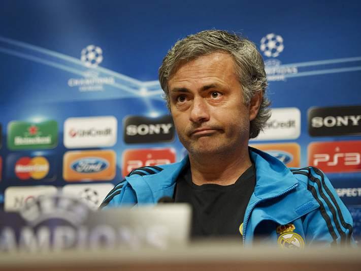 Mourinho desvaloriza polémica com Sergio Ramos