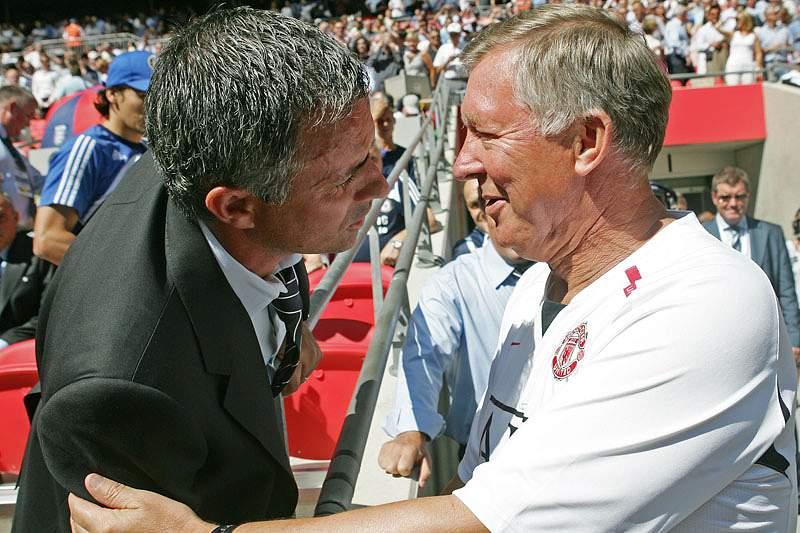 Mourinho pode suceder a Ferguson