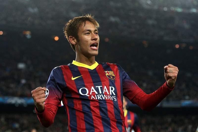 Neymar é Personalidade do Ano no Brasil