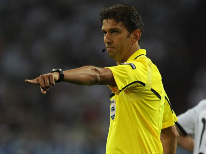 Paolo Tagliavento dirige FC Porto-D. Zagreb