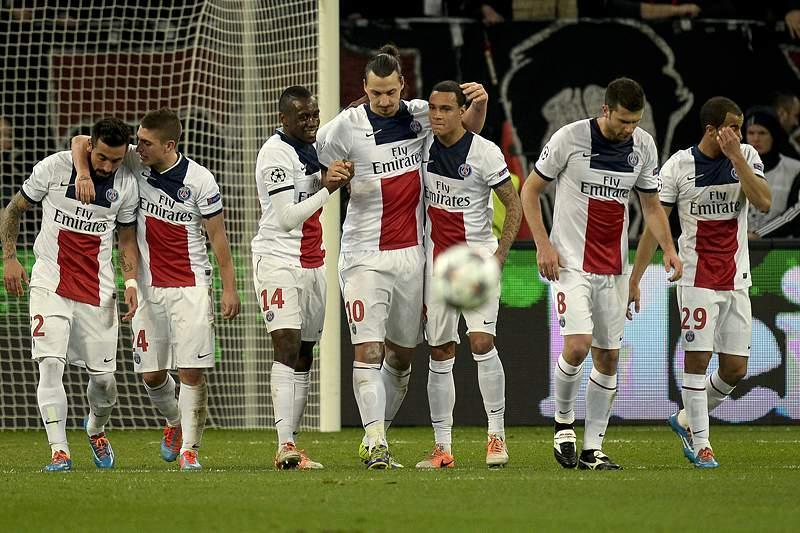 Ibrahimovic resolveu eliminatória em três minutos