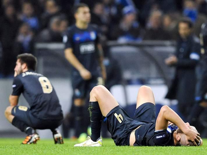 FC Porto está fora da Champions