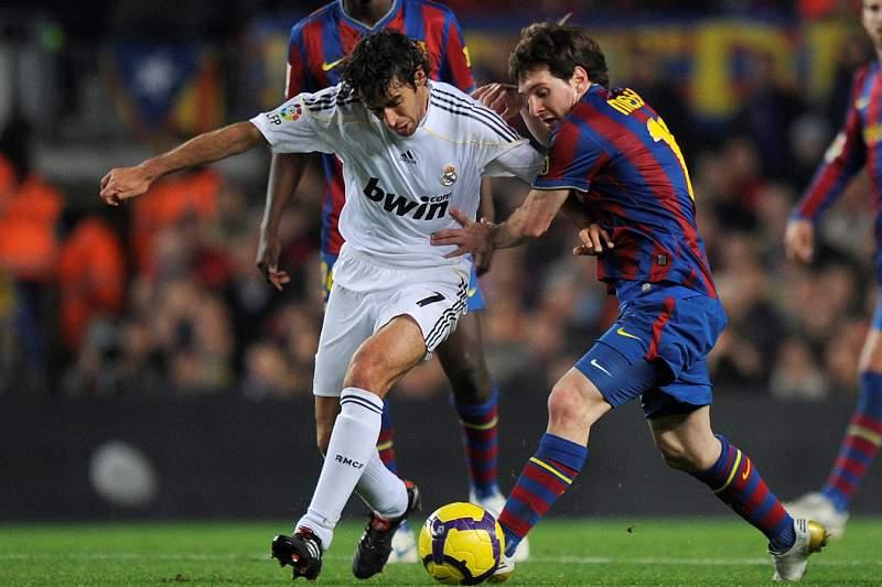 Messi a dez golos de bater Raúl