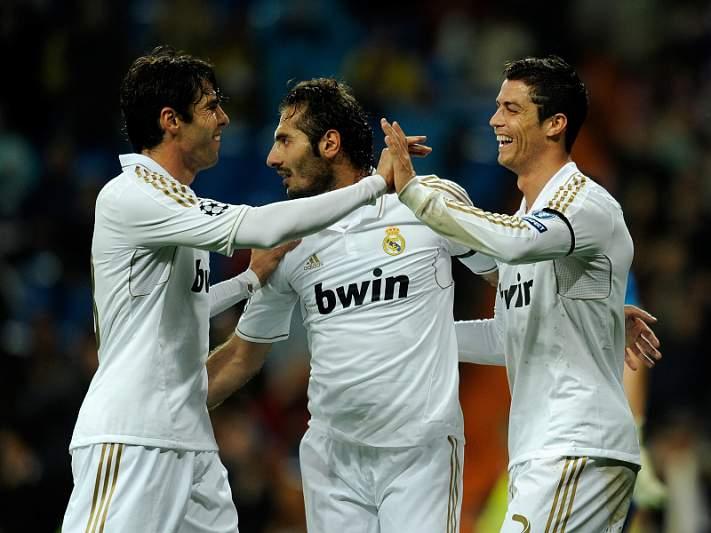 Ronaldo contente com equipa «fenomenal»