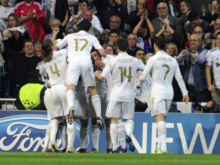 Sonho da Champions na rota do Real Madrid