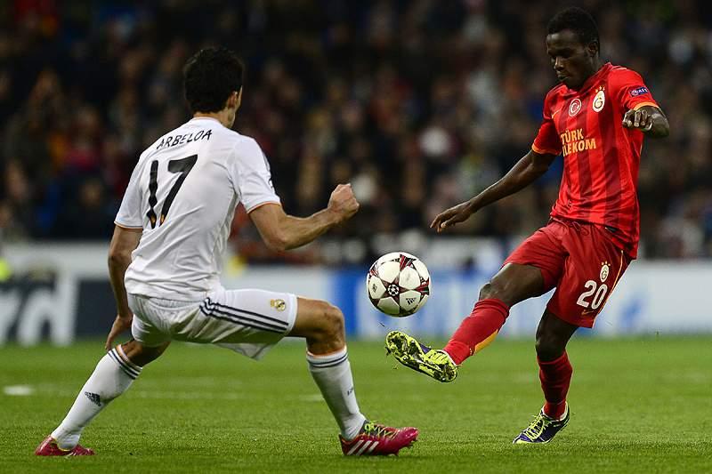 Real bate Galatasaray com menos e sem Ronaldo