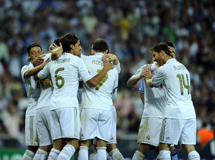 Ajax-Real Madrid, não há duas sem três