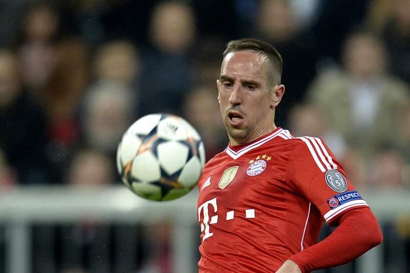 Ribéry critica Guardiola