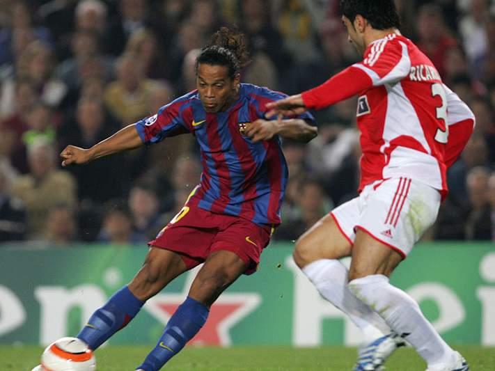 «Ronaldinho Gaúcho deu-me os parabéns»