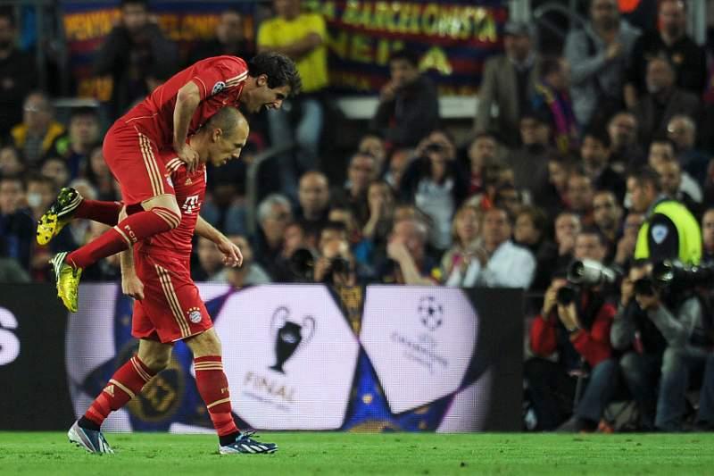 Uma Champions que o Barça vai querer esquecer