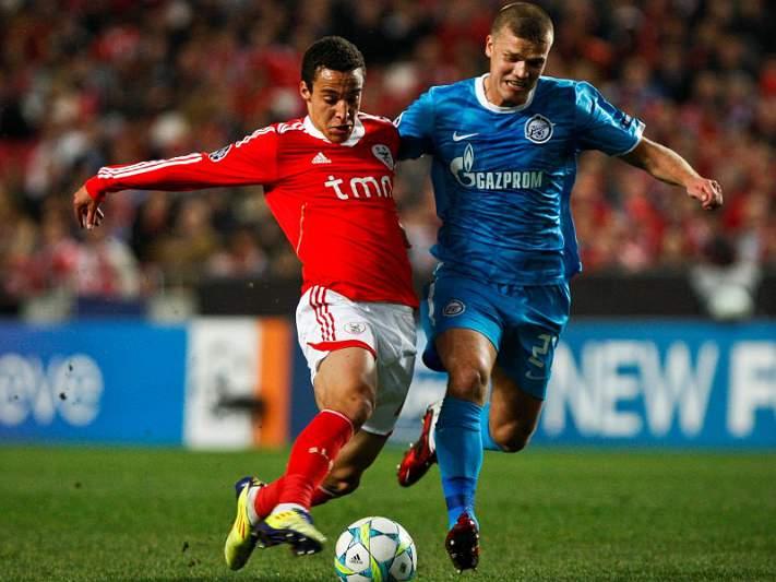 Benfica regressa à elite europeia pela 17.ª vez