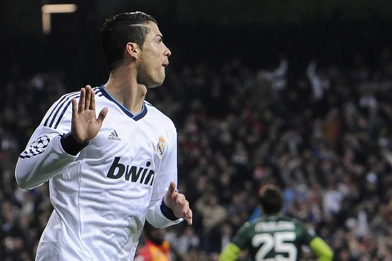 Ronaldo na lista da UEFA para Melhor Jogador da Europa