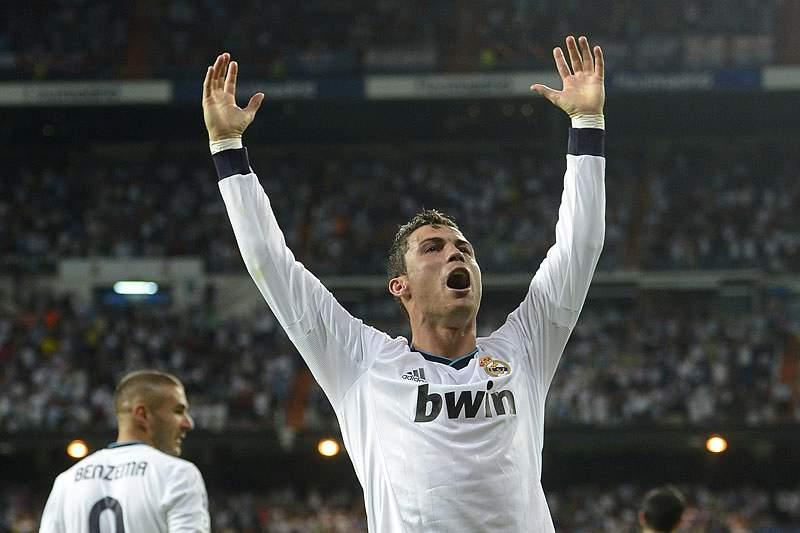 Imprensa lamenta fim da tristeza de Ronaldo