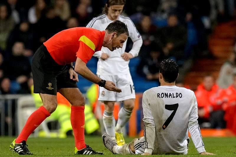 Ronaldo regressa para a Champions