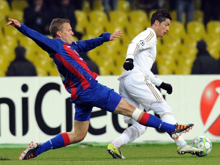 Real Madrid-CSKA em direto no SAPO Desporto