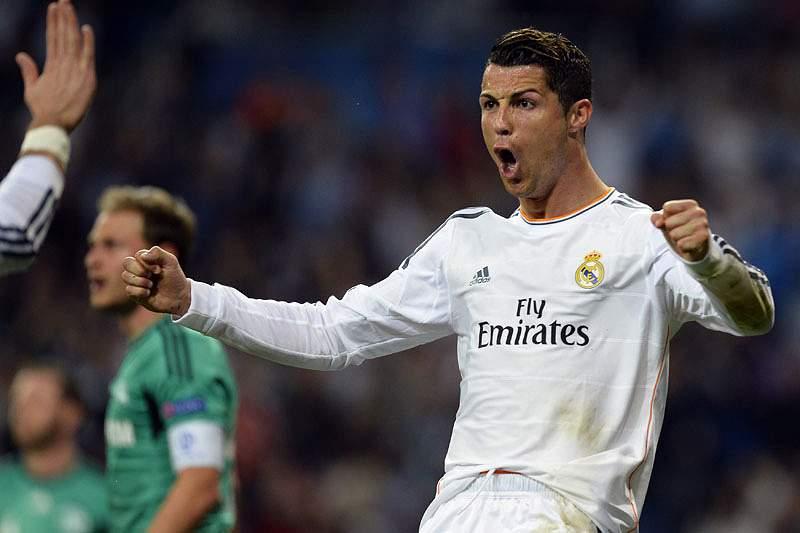 Ronaldo apto para o jogo com o Bayern