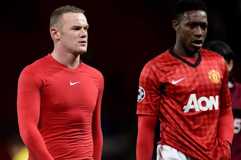 Rooney assobiado pelos adeptos