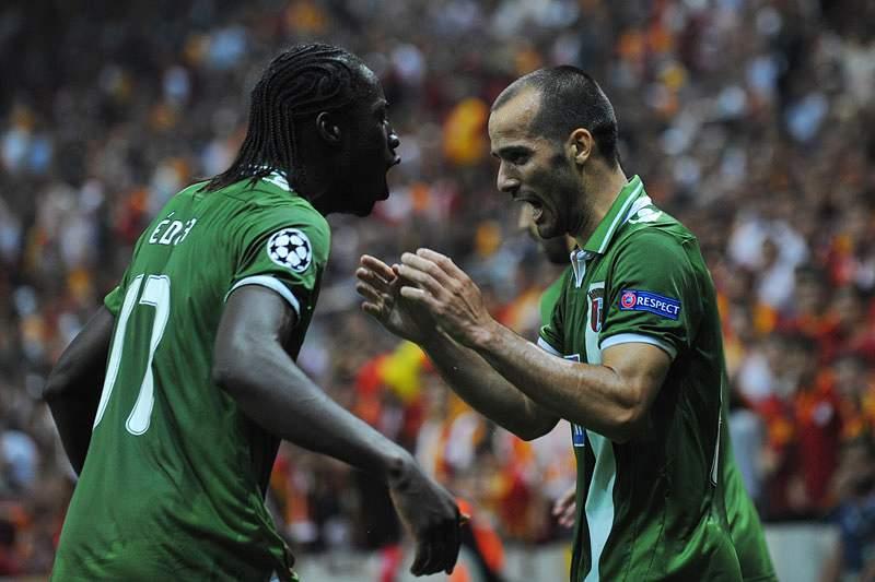 Braga recebe Gil como favorito