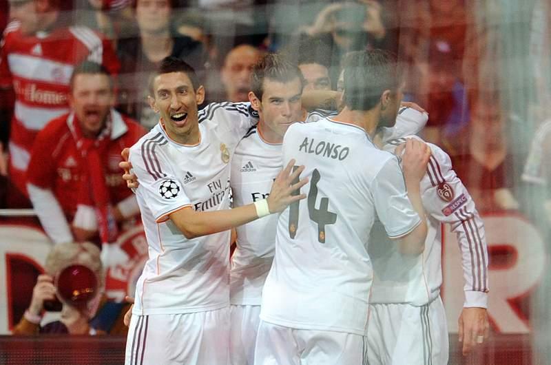 Real Madrid esmaga Bayern e está na final de Lisboa