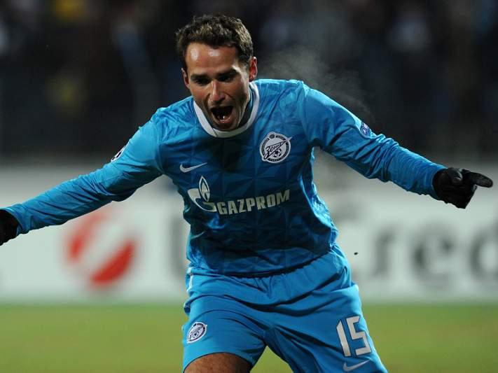 Zenit empata no terreno do CSKA