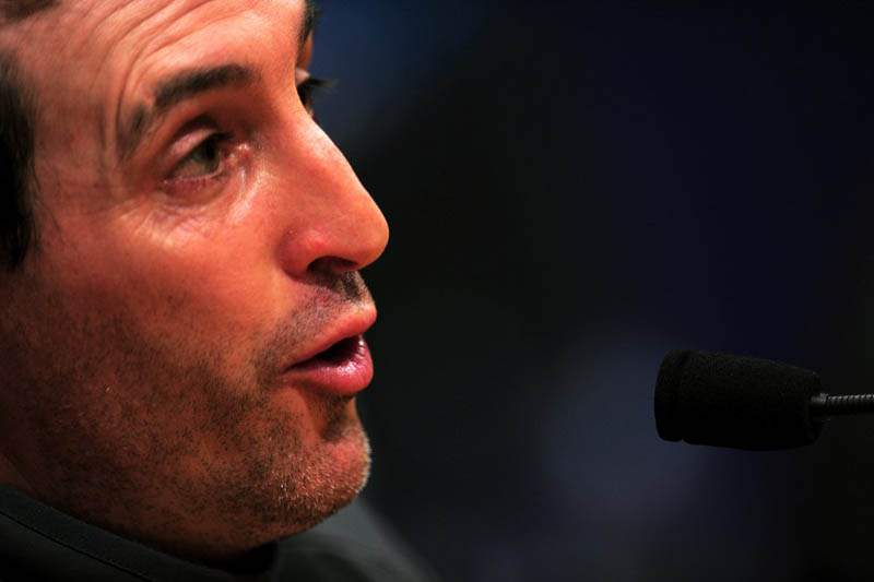 Unai Emery demitido do Spartak Moscovo