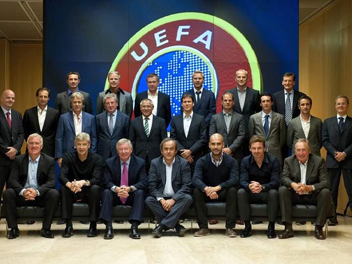 UEFA junta Vítor Pereira, André Villas-Boas e Jorge Jesus