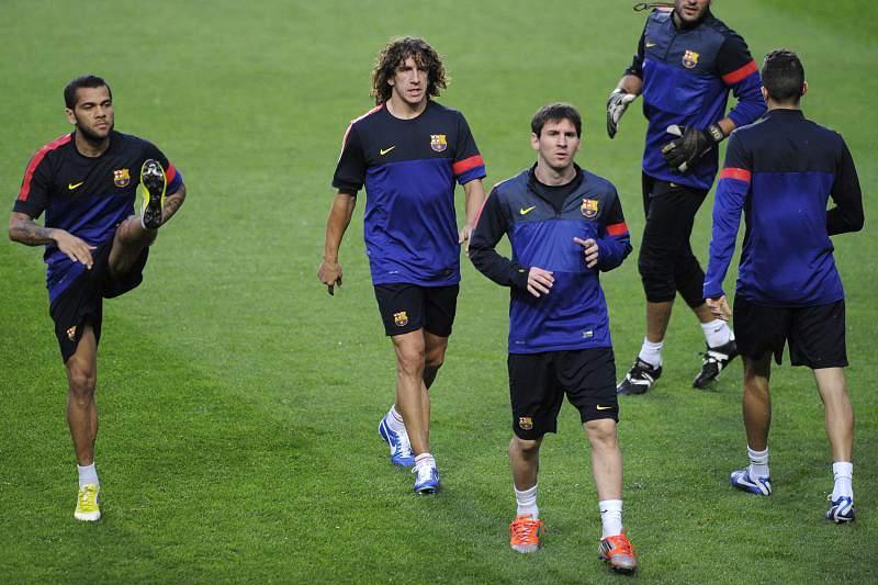 Carles Puyol está de regresso