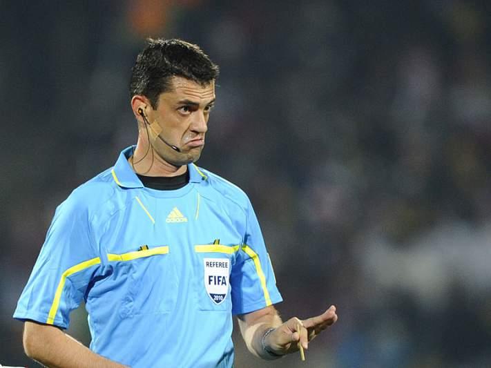 """Kassai, o """"viajante"""" que vai arbitrar o Benfica"""
