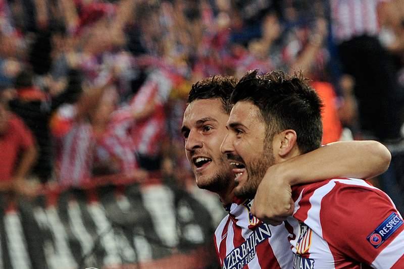 Atlético Madrid é o único que ainda não perdeu esta época