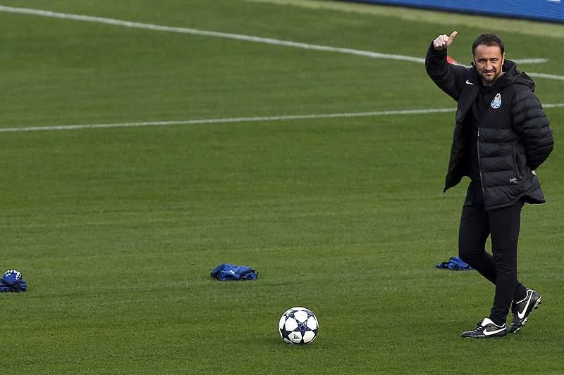 Vítor Pereira revela que adotou estratégia para o Benfica-Estoril