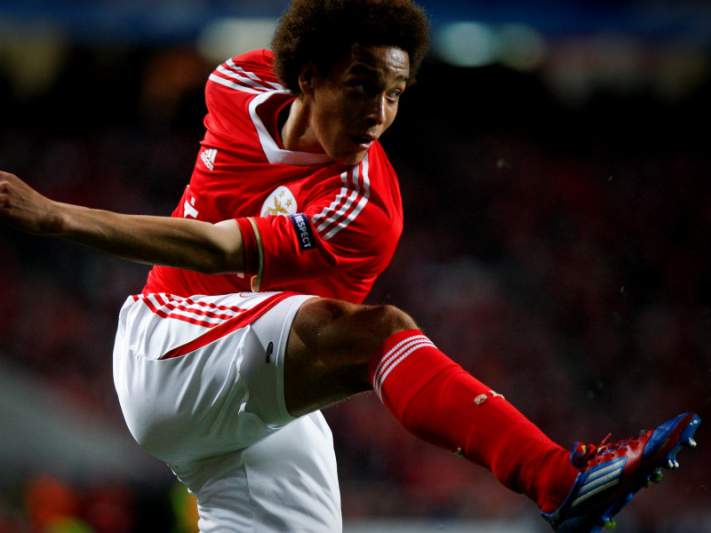 Witsel 'prometido' ao Real