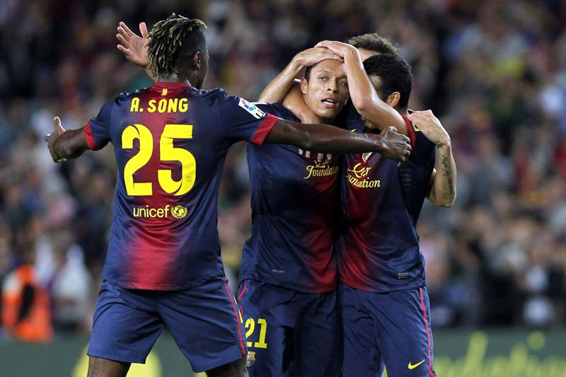Barcelona mantém-se como o clube mais bem classificado